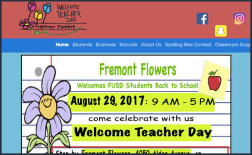 welcome teacher day